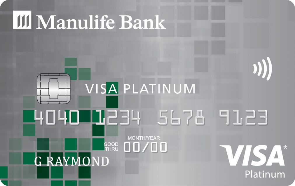 Manulife Visa Platinum Card